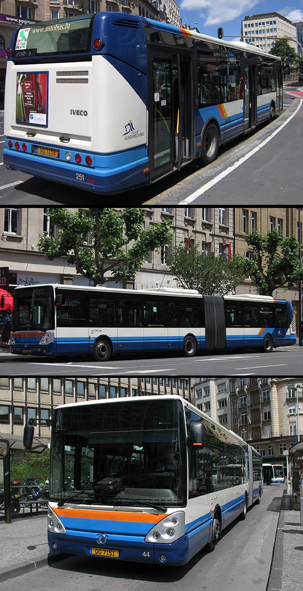 Design Autobus municipaux VdL Lex & Pit Weyer 1988