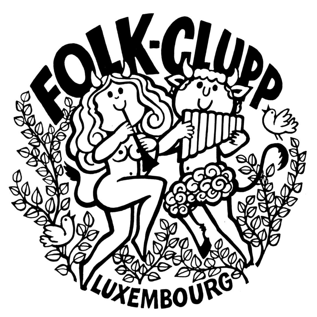 Logo Folk-Clupp
