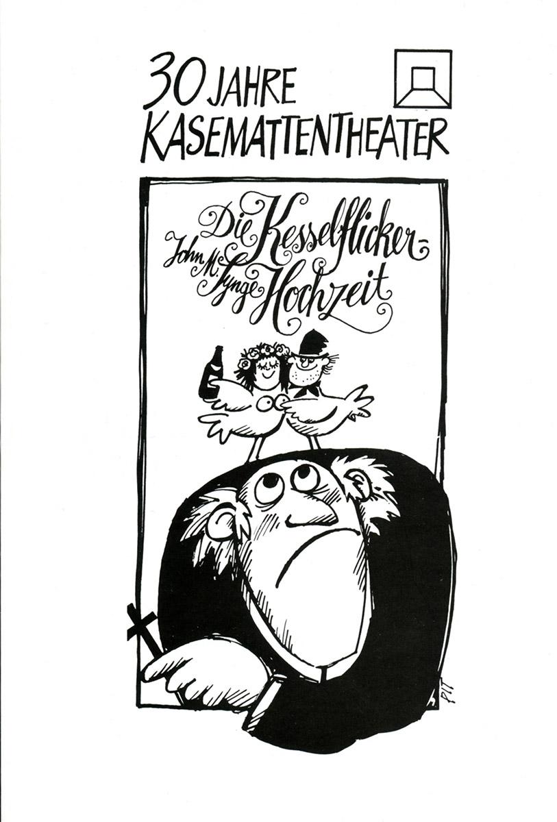 Buch 30 Jahre Kasemattentheater