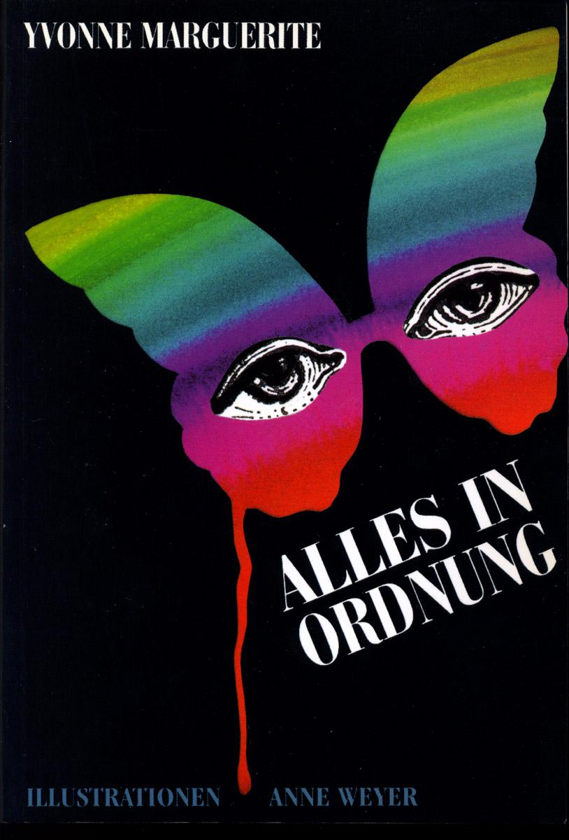 Livre Alles in Ordnung von Yvonne Marguerite 1997 Illustratiounen Anne Weyer
