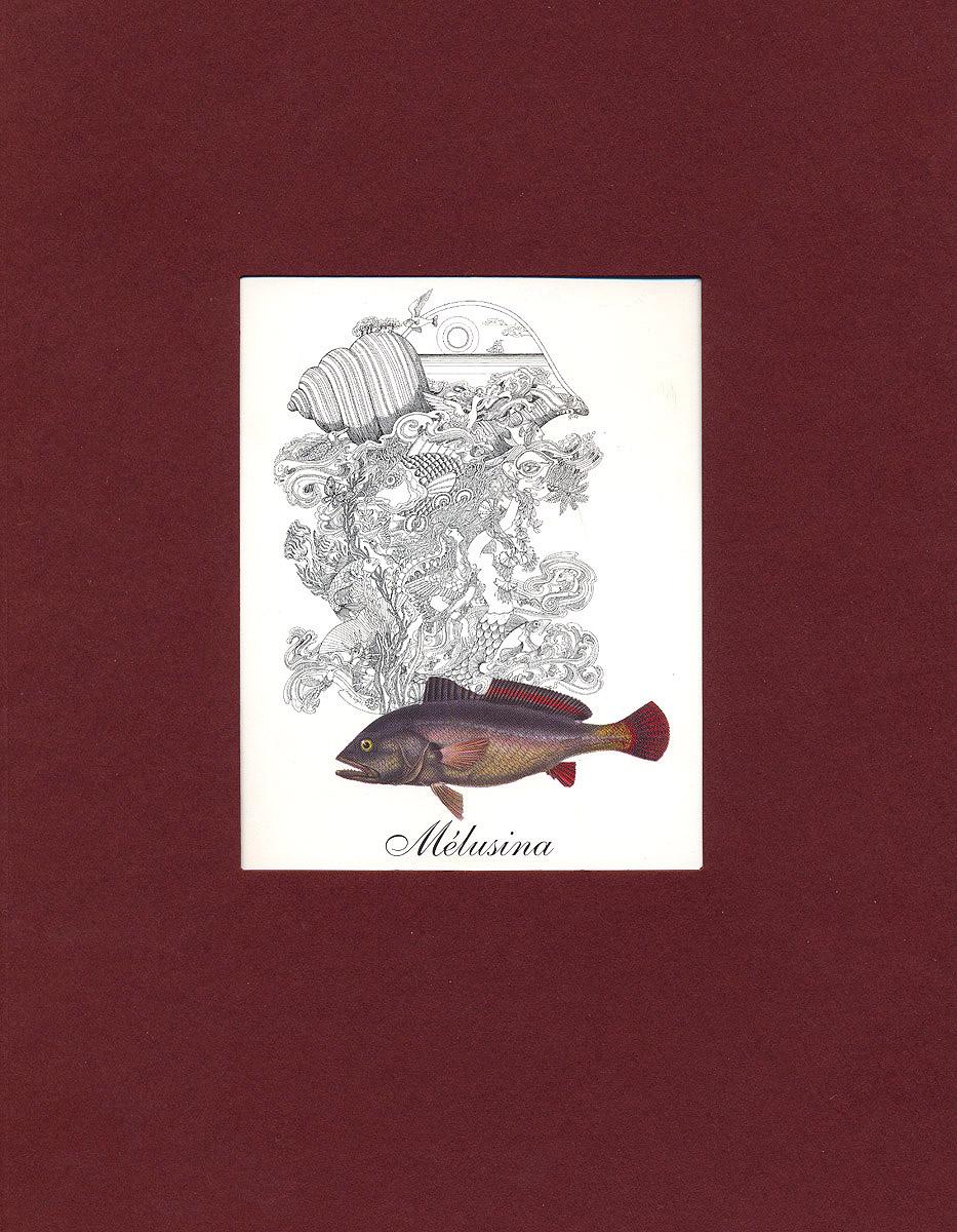 Livre Melusina 1998 Anne Weyer