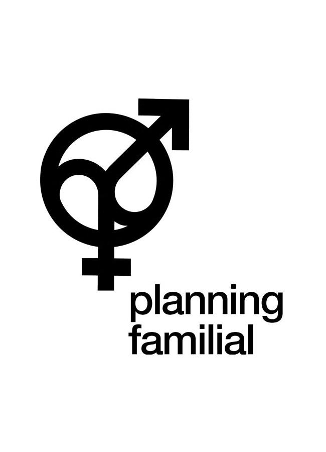 Logo Planning Familial 1998 Pit Weyer