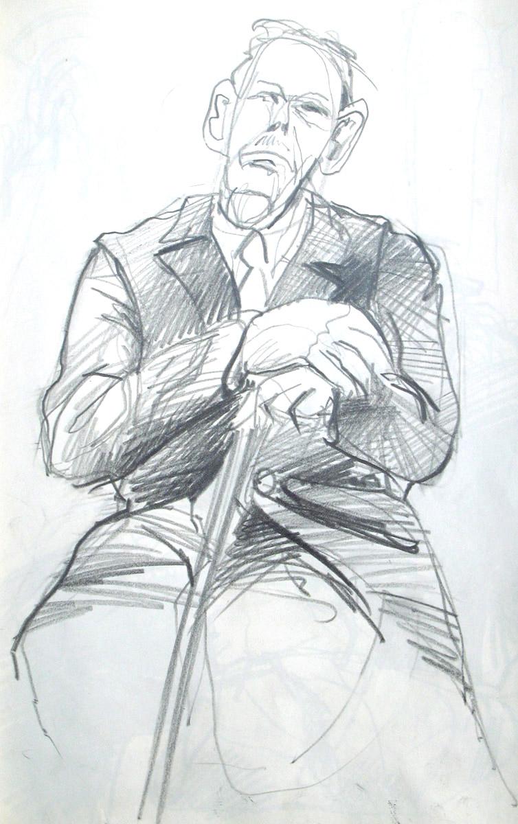 Illustration Lex Weyer junior 1998
