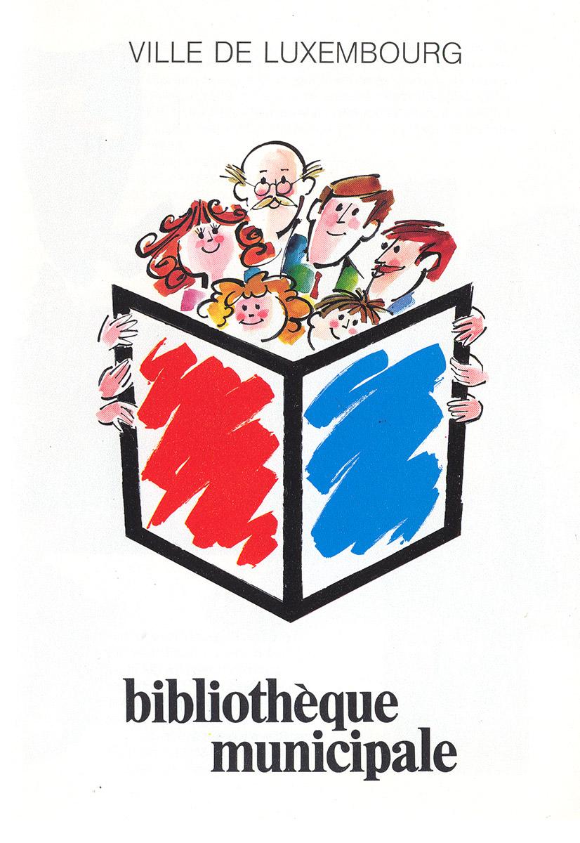 2000 Brochure Bibliotheque Municipale