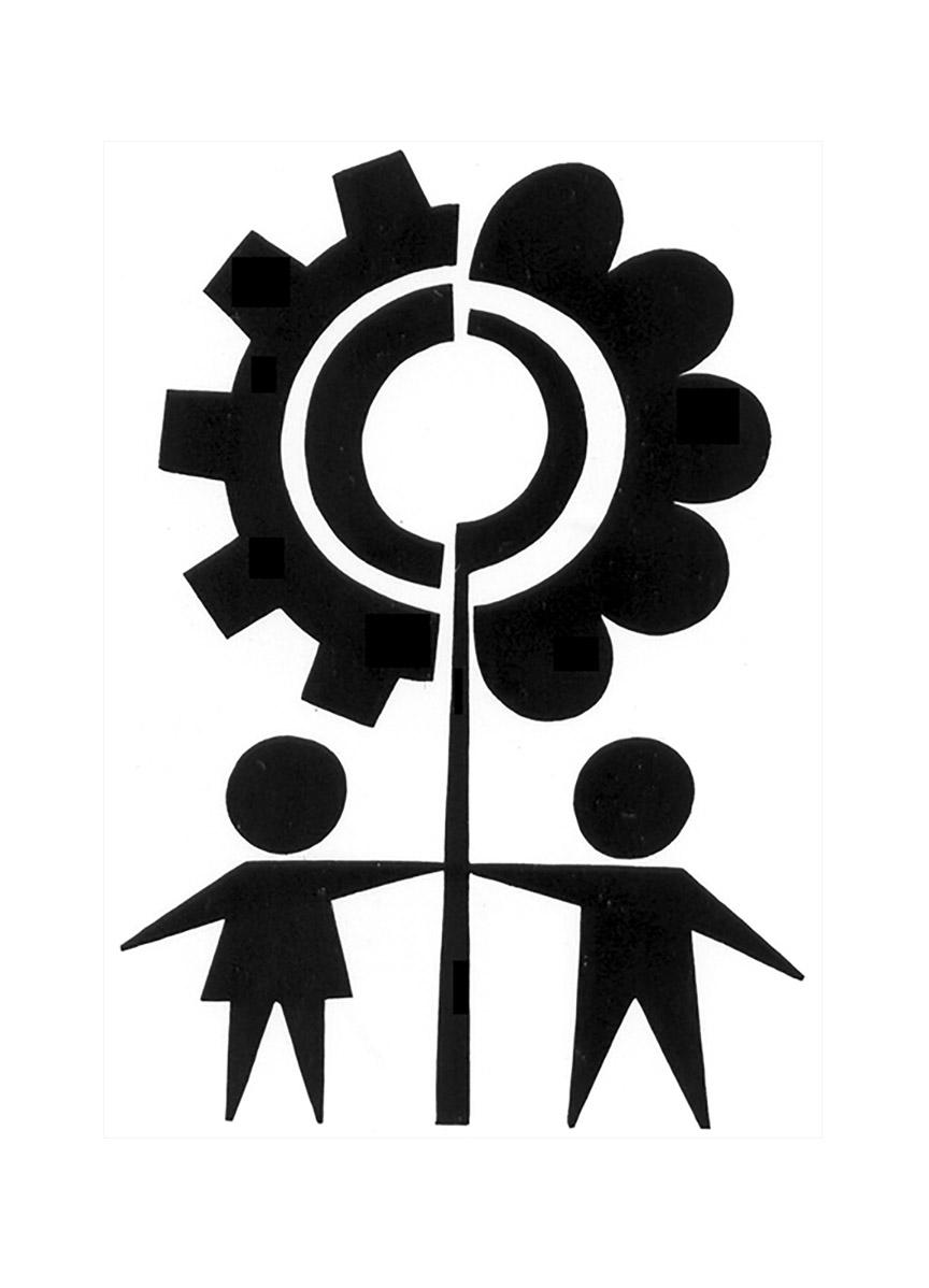 Logo Bridderlech deelen