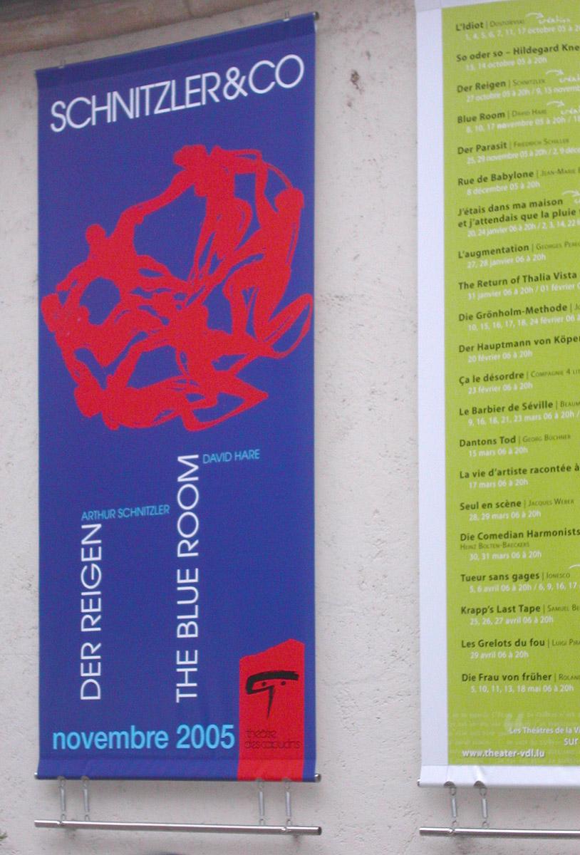 Calicot Théâtre des Capucins 2005