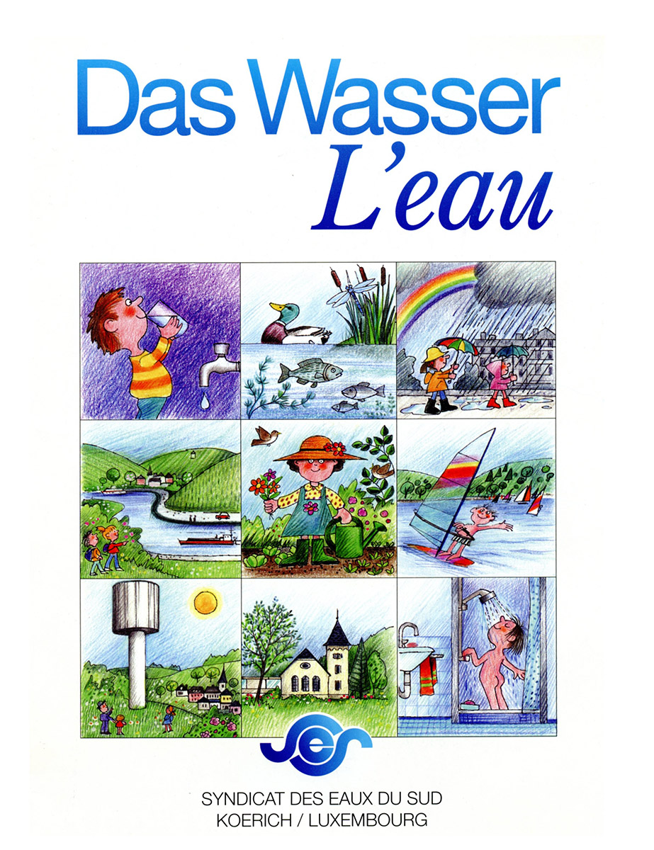 Brochure SES Das Wasser 2006 Lex & Pit weyer