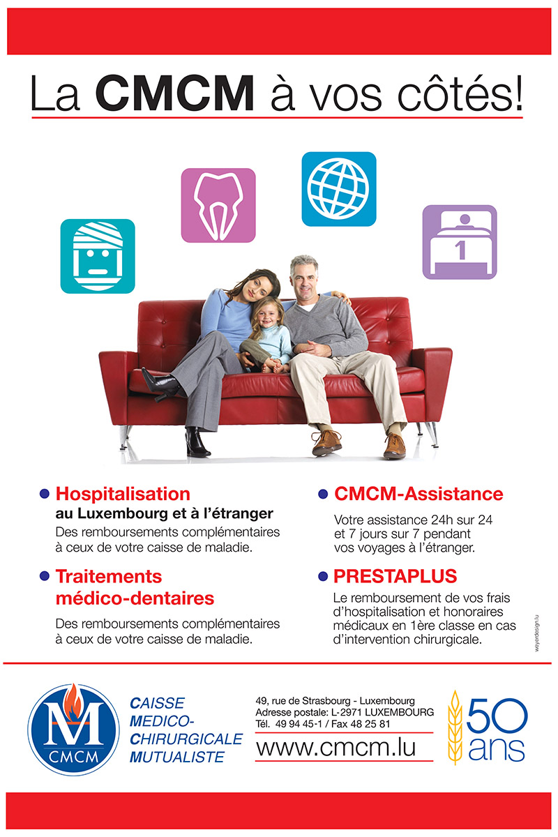 2006 annonce CMCM campagne Lex & Pit Weyer