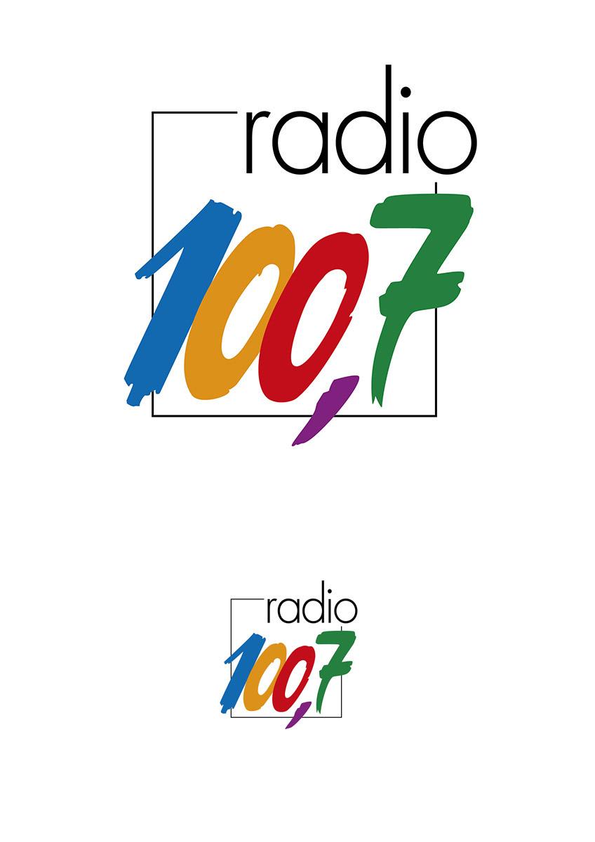 Logo Radio 100komma7 Lex Weyer