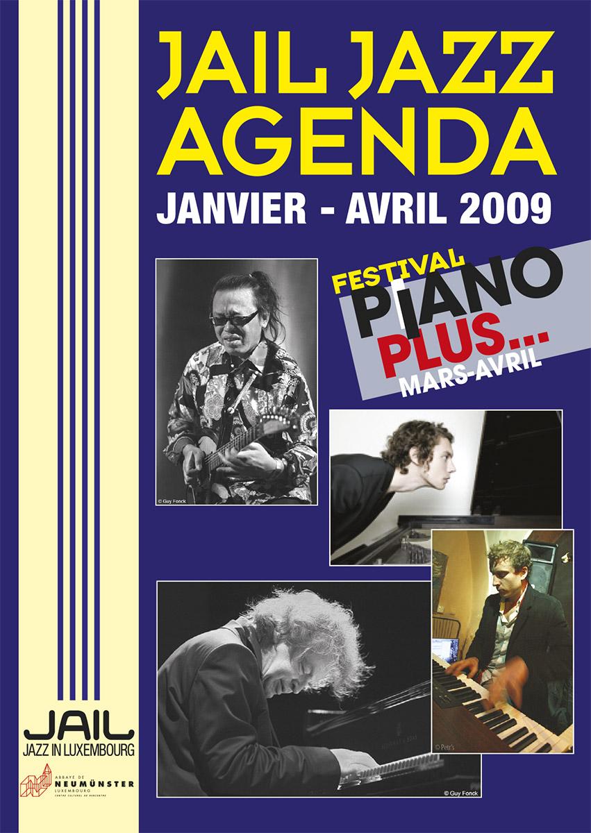 Agenda Jail Jazz 2008