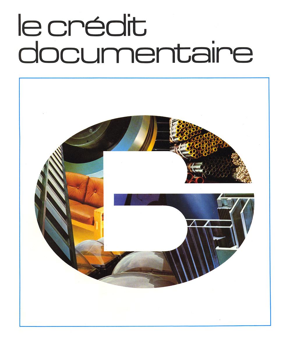 Brochure Le Crédit documentairen BGL 1983 Lex & Pit Weyer