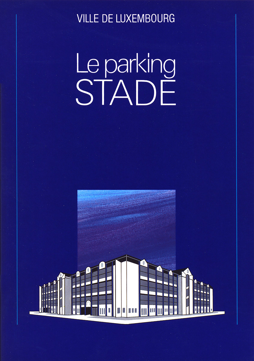 Brochure parking_stade 1997 Lex & Pit Weyer