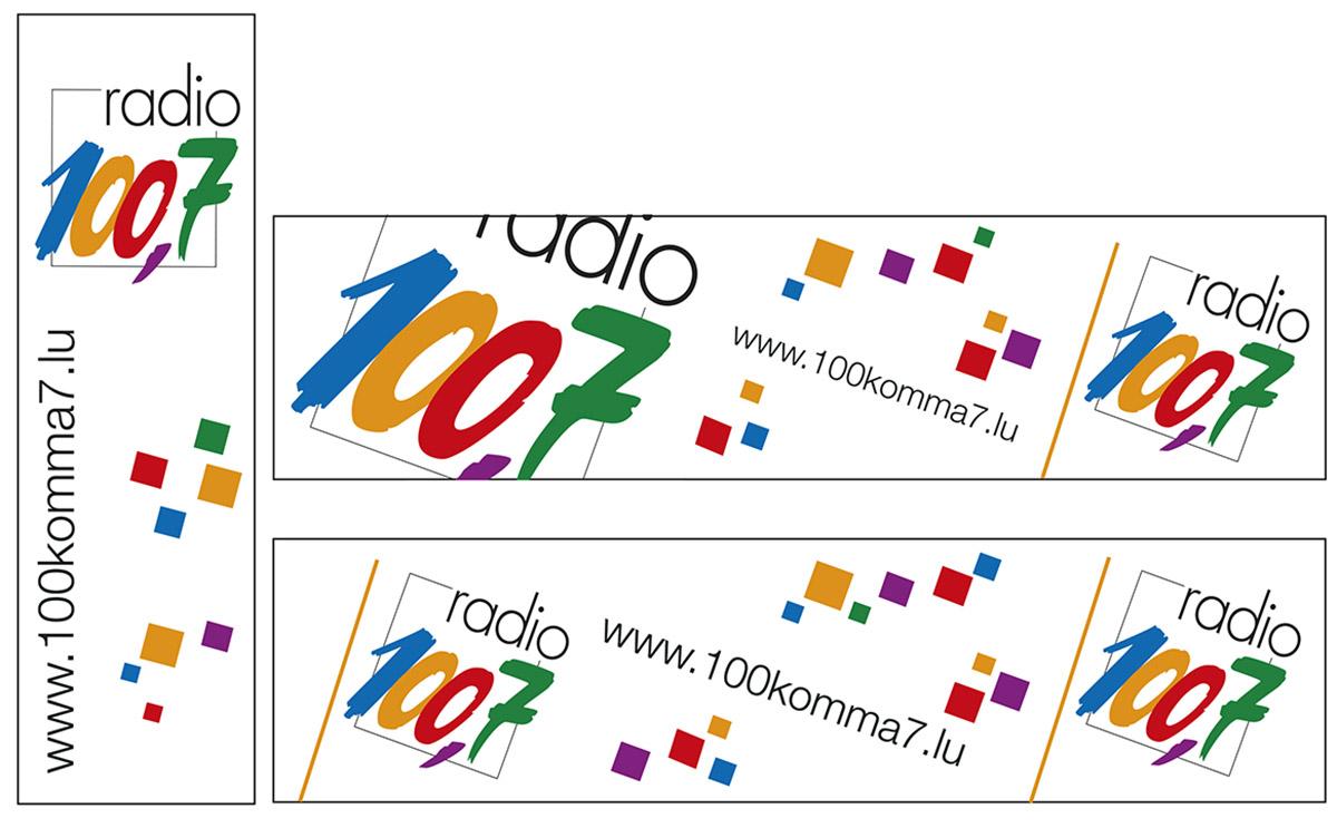 Calicots Radio 100komma7