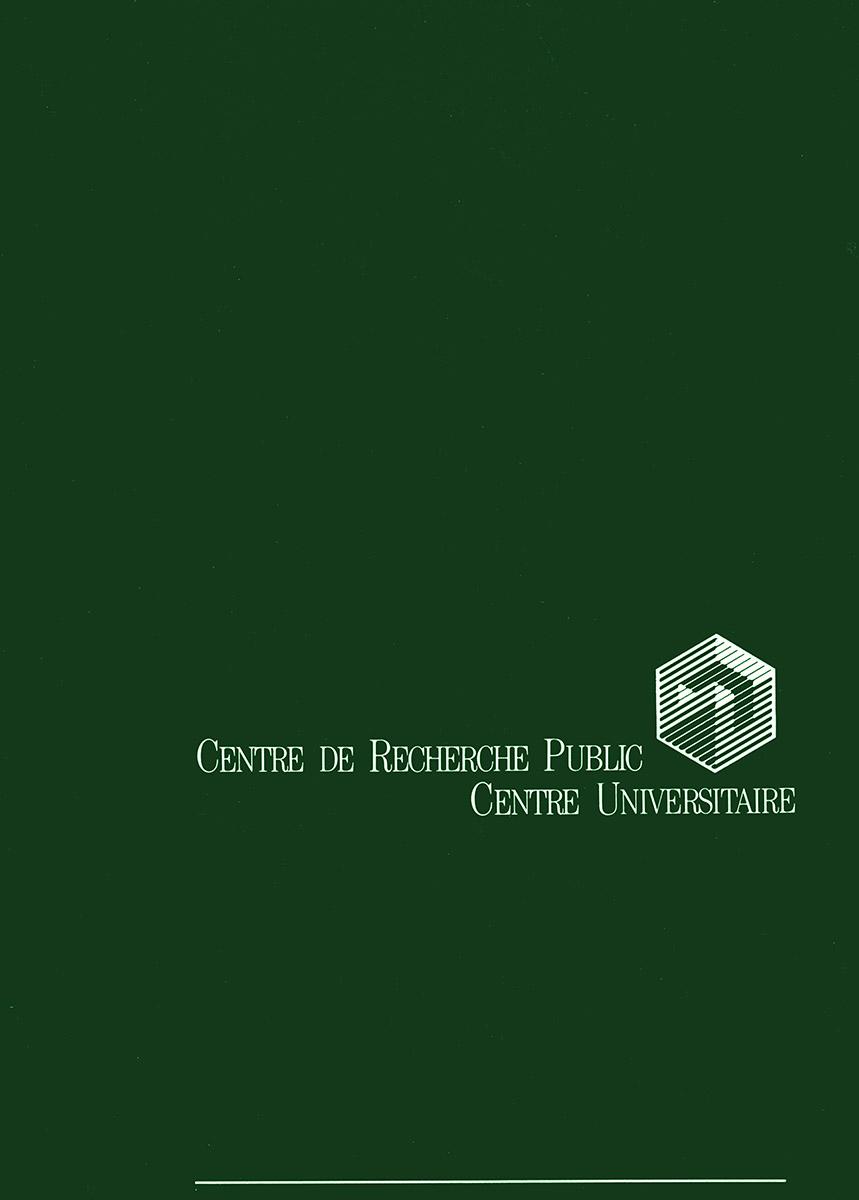 Corporate Centre universitaire de Luxembourg