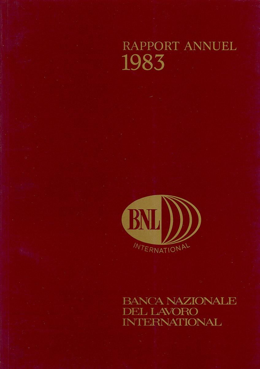 Rapport annuel Lavoro Bank