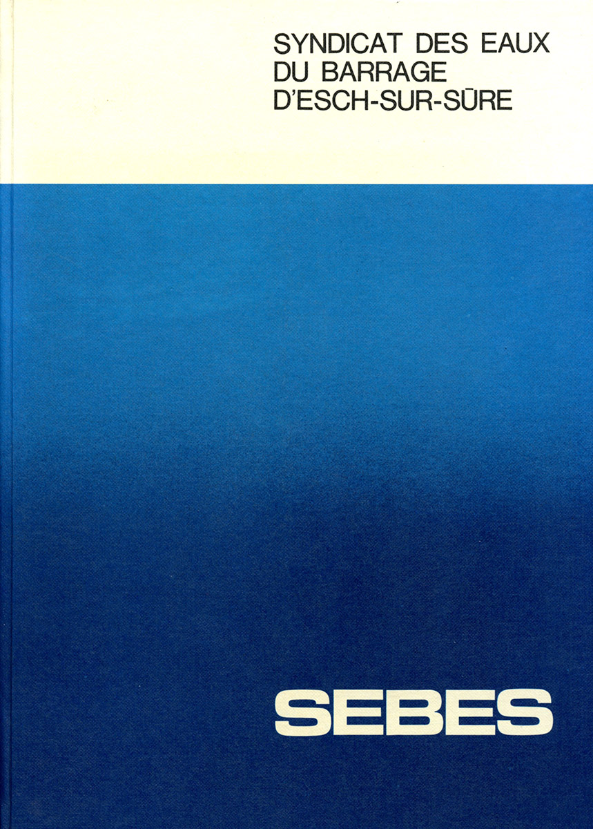 Livre SEBES Luxembourg 1972 Lex & Pit Weyer