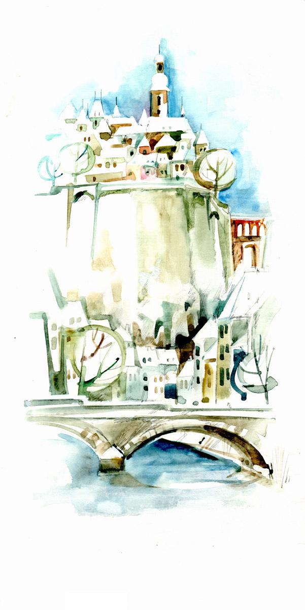 Illustration de la Ville de Luxembourg Pit Weyer