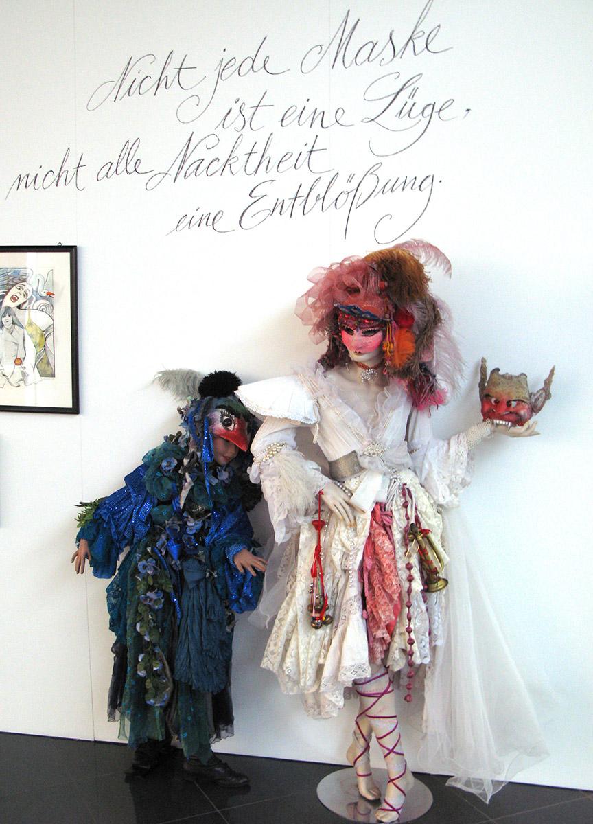 Ausstellung Expo Anne Weyer