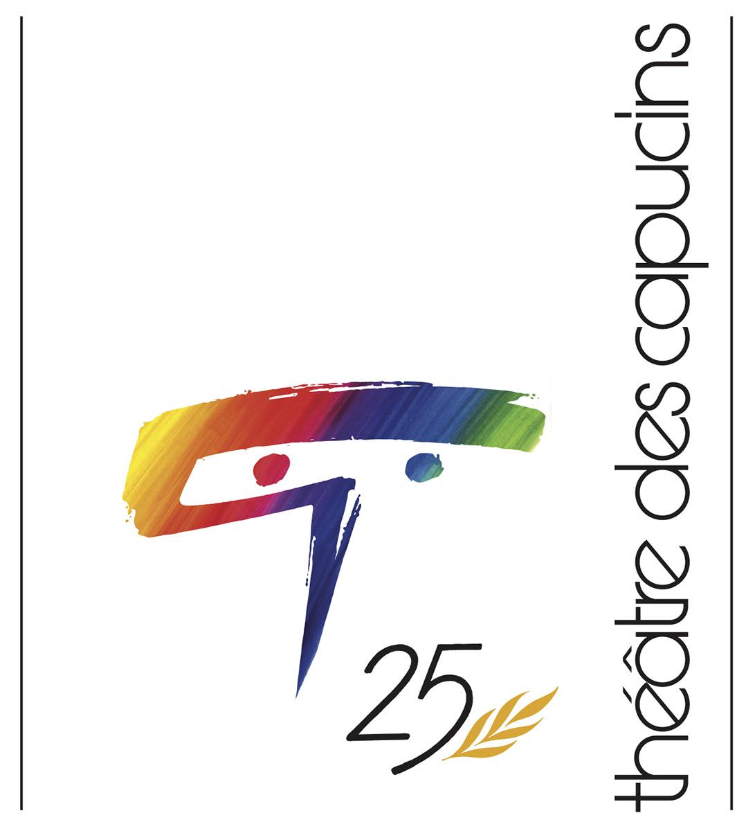 Livre 25 ans du Théâtre des Capucins 2010 Lex & Pit Weyer