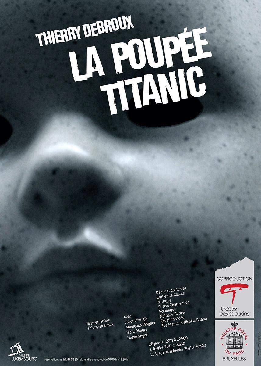 Affiche Théâtre des Capucins Lex & Pit Weyer