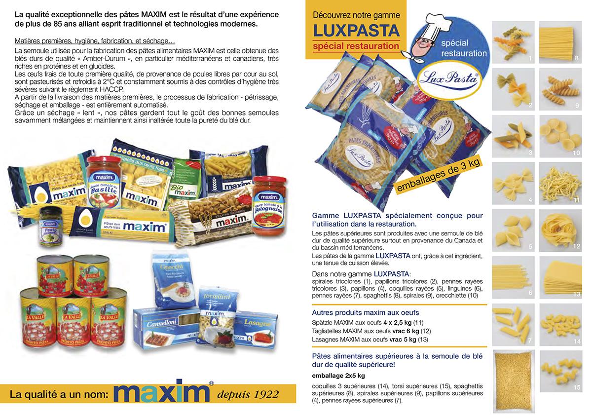 Emballages Maxim