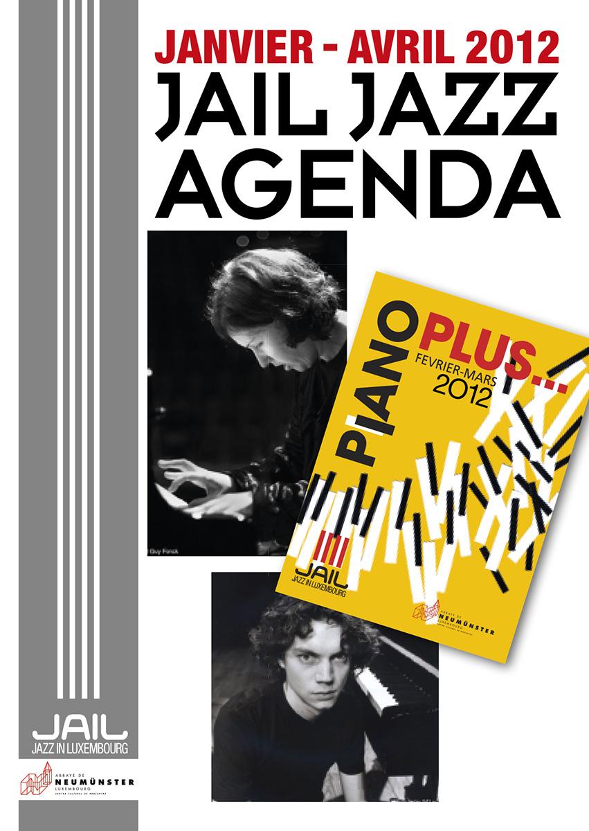 Agendas pour Jail Jazz