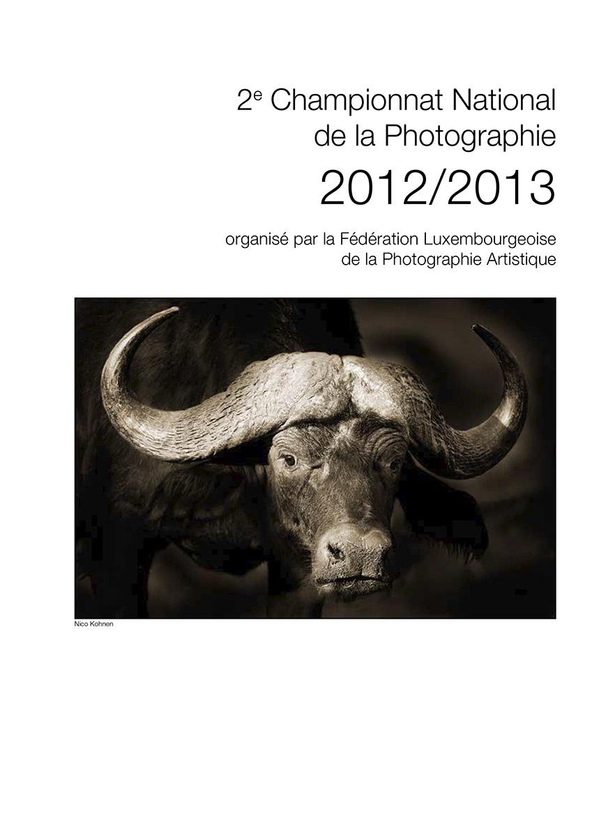 Brochure Championnat Photographies