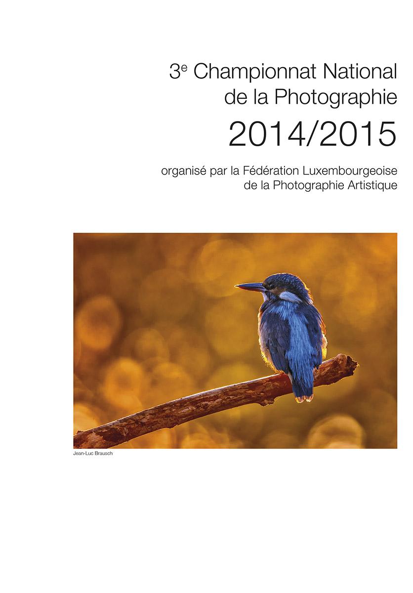 Brochure Championnat Photo