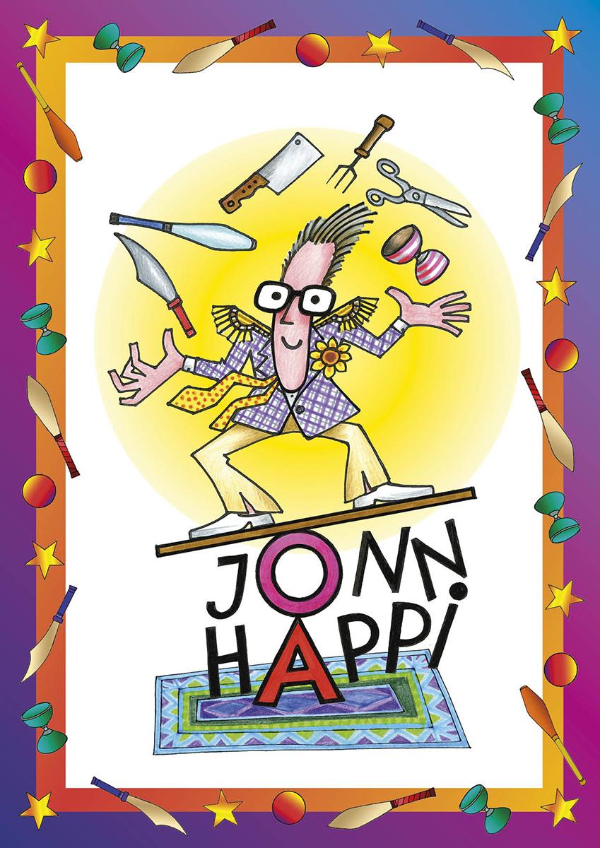 Brochure Jonn Häppi