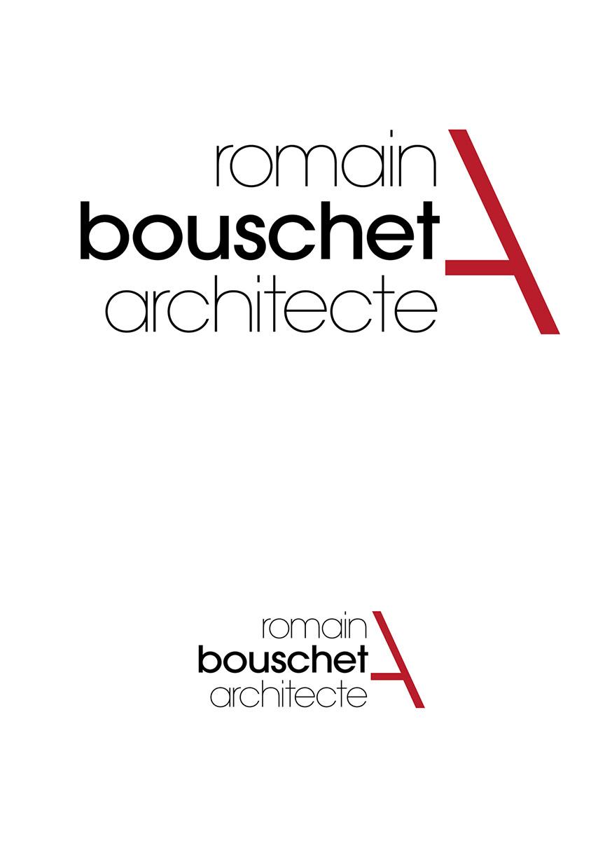 Logo Romain Bouschet Architecte Lex Weyer