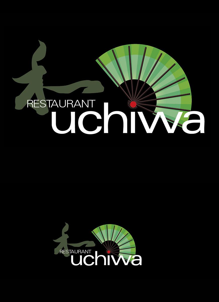 Logo Restaurant Uchiwa 2017