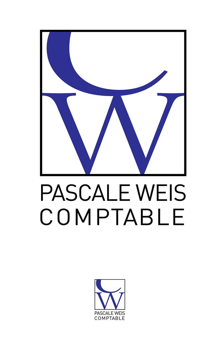 Logo Pascale Weis Comptabilité Lex Weyer