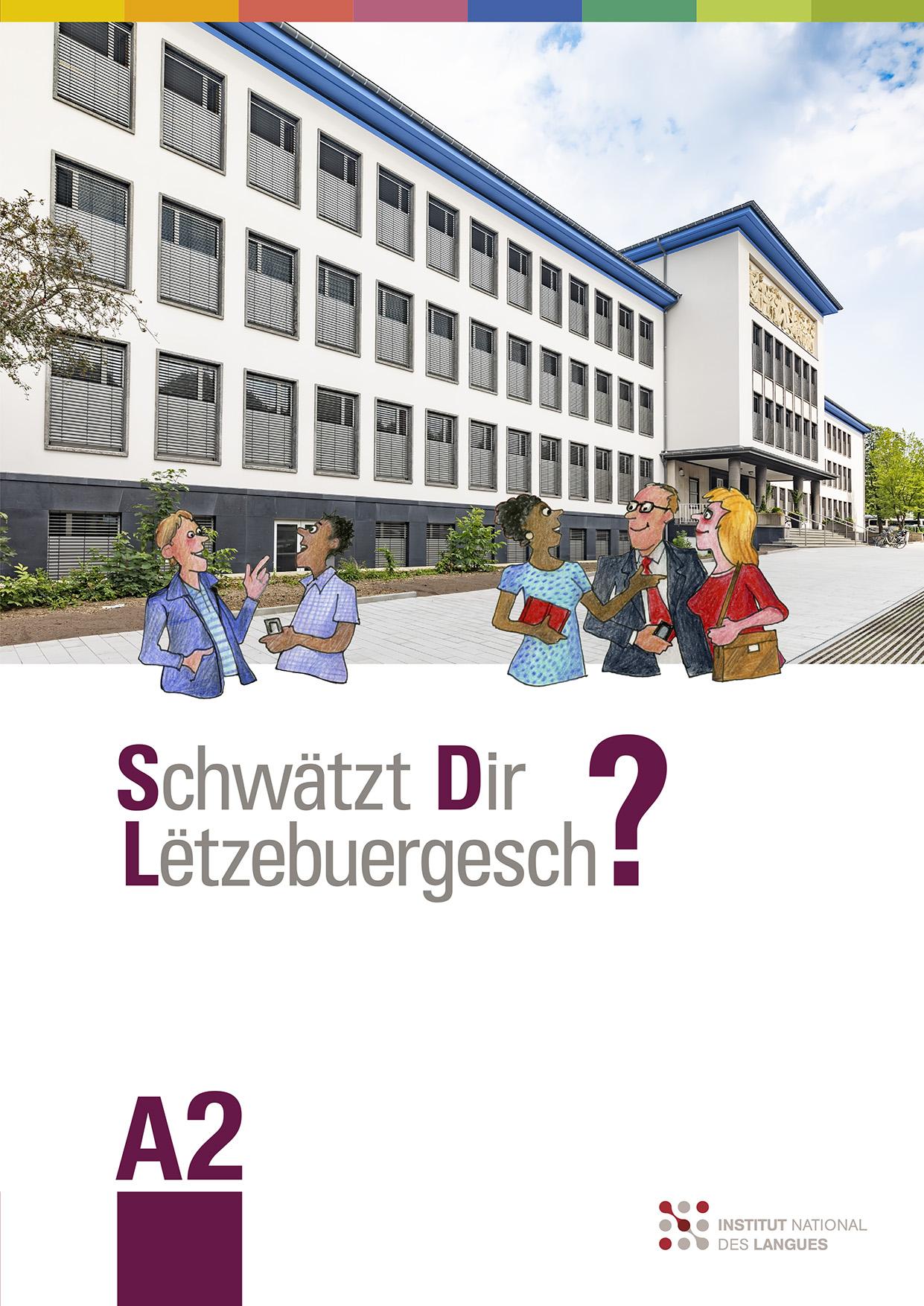 Manuel Schwätzt Dir Lëtzebuergesch version 2019