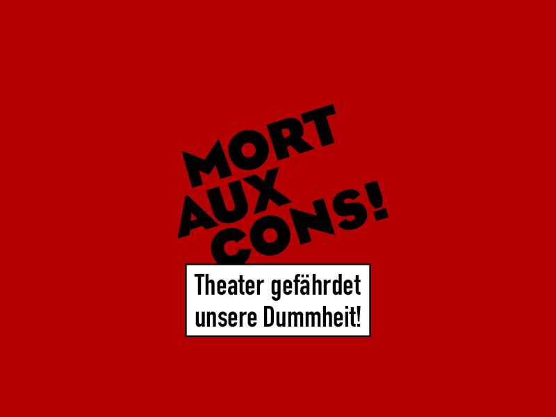 Motif Kasemattentheater 2019-20 Mort aux Cons!