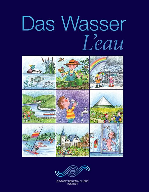 Brochure Das Wasser version 2019 SES Syndicat des Eaux du Sud